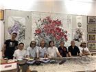 """2018年5月27日""""一带一路辉煌中国""""书画名家走进惠州"""